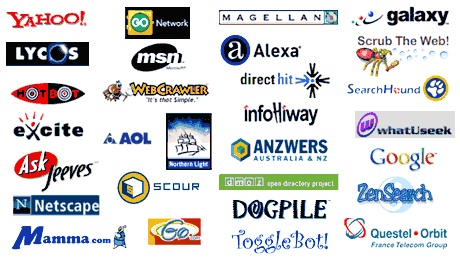 #1 Ultimate List of Search Engines for Webmasters, R+D   & SEO