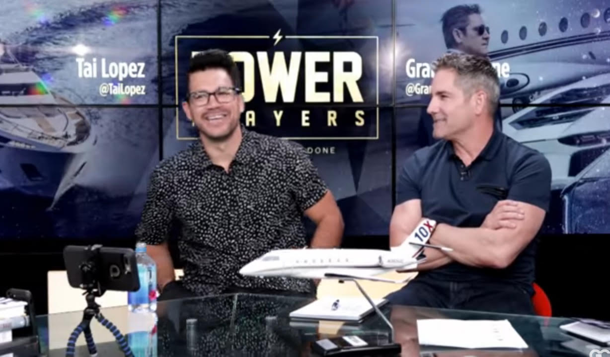 Tai Lopez & Grand Cardone — Head To Head