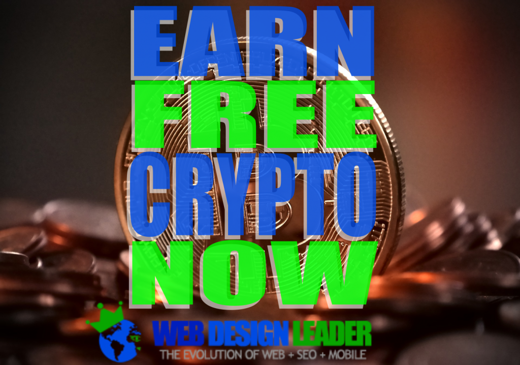 How to Earn Free Crypto