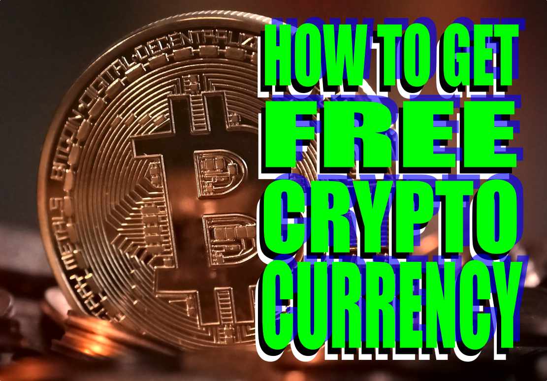 How To Get Free Crypto Currency by Signing Up & Sharing